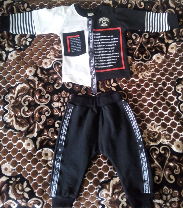 Кофточка со штанами Рубежное - изображение 1