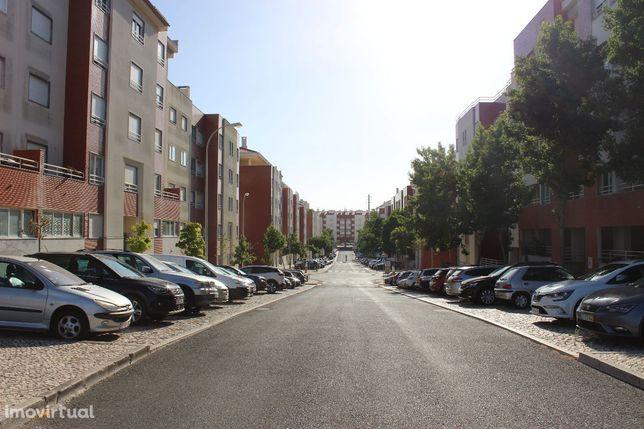Apartamento com terraço grande