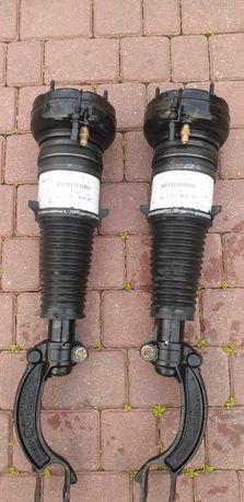 Amortyzatory pneumatyczne przednie AUDI A6 C7 Allroad