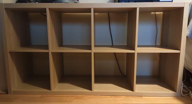 Regał kallax Ikea 77x147cm