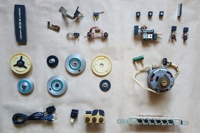 Магнитофон ,,Сатурн 202-2 стерео,, (разборка. остатки.)