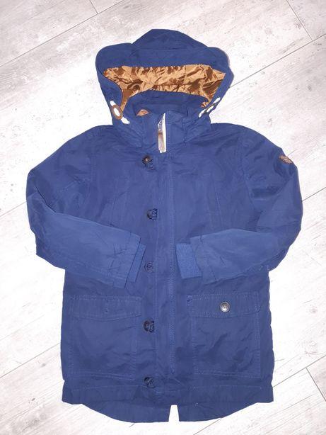 H&m kurtka parka 122cm idealna idealna na wiosnę