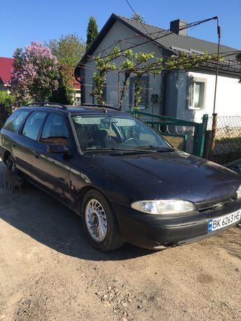Ford mondeo на Українскій реєстрації