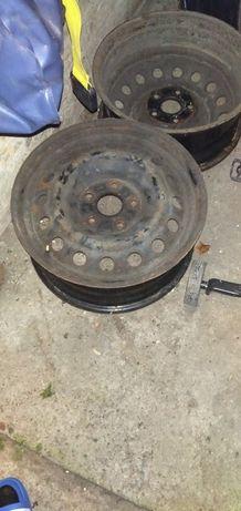 Felgi stalowe od Toyoty Auris 16 cali