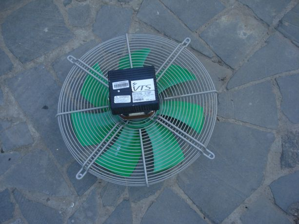 осевой вентилятор *vulcan vr 3*