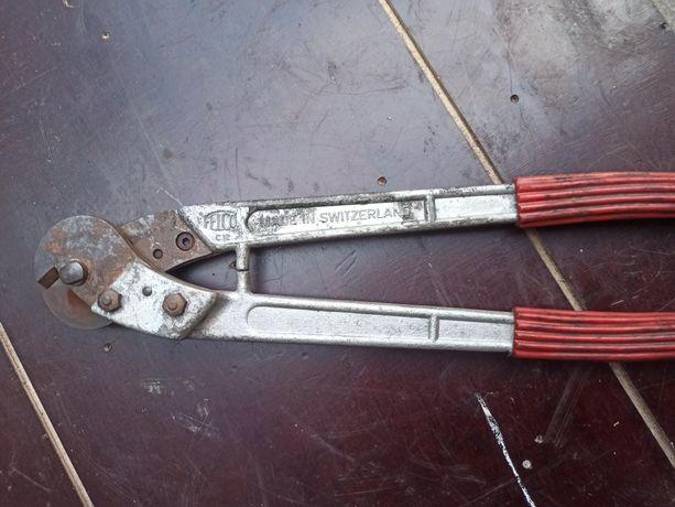 Nożyce do cięcia lin stalowych Felco C12