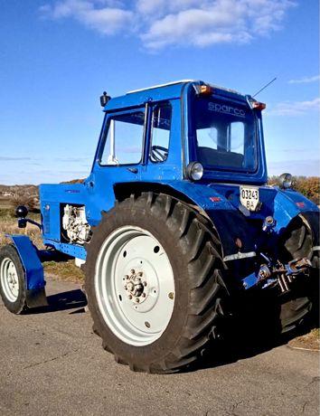 Трактор МТЗ 80 (Кировоградская обл. г. Долинская)