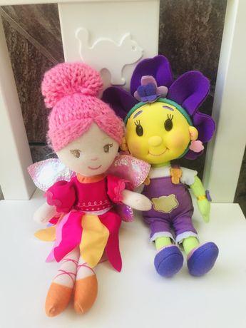 Куколки мягкие