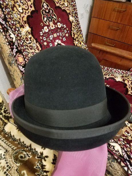 Шляпа фетрова