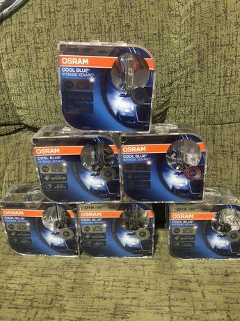 Комплект ксеноновых ламп Osram D1S D3S Xenarc DuoBox