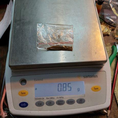 Палладий хлористый 850мг PdCl2