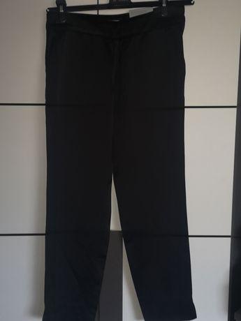 Spodnie h&m czarne 34,xs nowe z metką