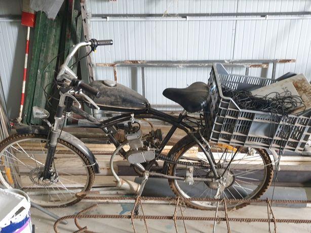 Bicicleta Motorizada Bina