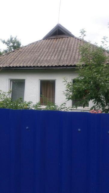 Продам дом, будинок, хату. Пгт Семеновка Полтавская обл.
