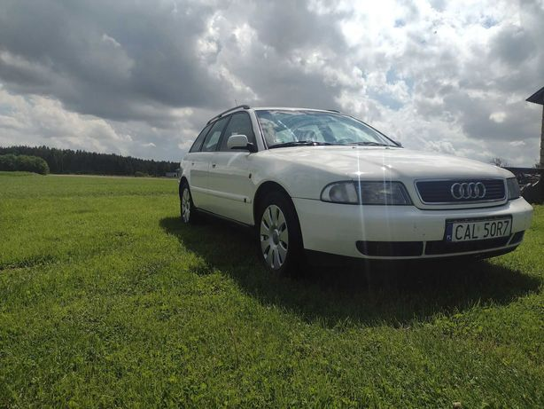 Audi A4 B5 z gazem