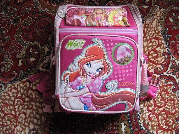 Рюкзак школьный ортопедический Винкс шкільний рюкзак Вінкс