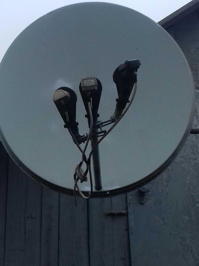 супутникова антена + тюнер Пирятин - изображение 1