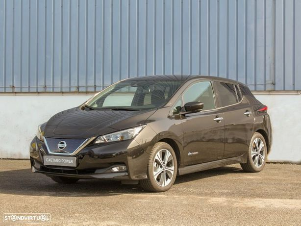 Nissan Leaf LEAF 5p 40kWh N-Connecta