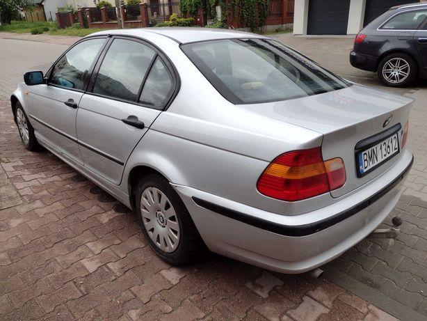 BMW 318 Benzyna Lift 2002 Rok
