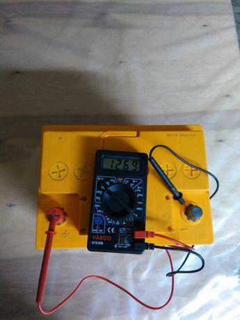 Аккумулятор Bizon 62Ah 12v левый плюс
