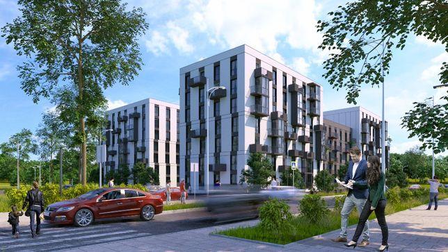 Продаж 2- кімнатної квартири 56,93 кв.м (9км від Львова)