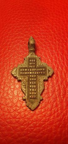 Крестик царских времён