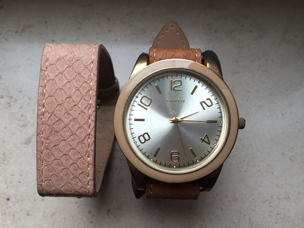 Relógio Parfois com duas braceletes