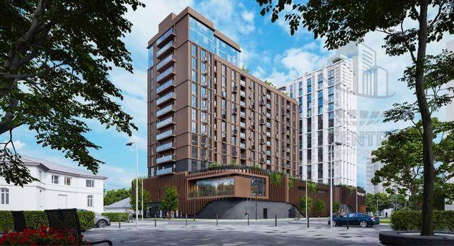 Новые апартаменты в центре Чернигова! Однокомнатная квартира 40м2