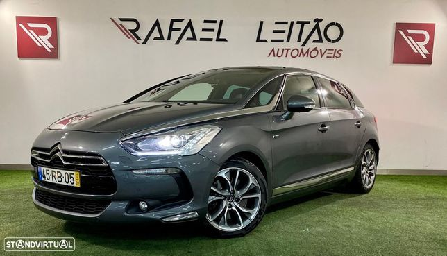DS DS5 2.0 HDi Hybrid4 4x4