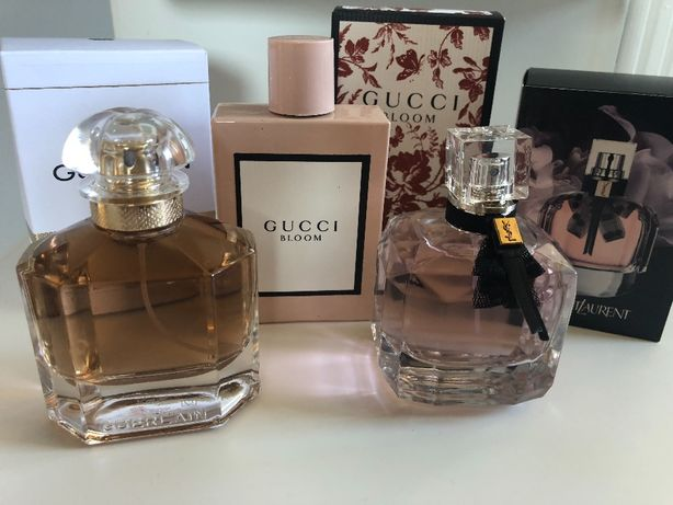 Perfumy 100ml / Testery / Perfumy 33ml / Perfumy 3x20ml / Limitowane