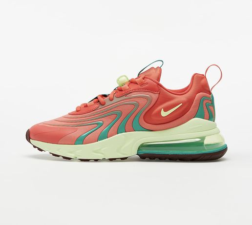 Air Max 275 React Eng Track Red