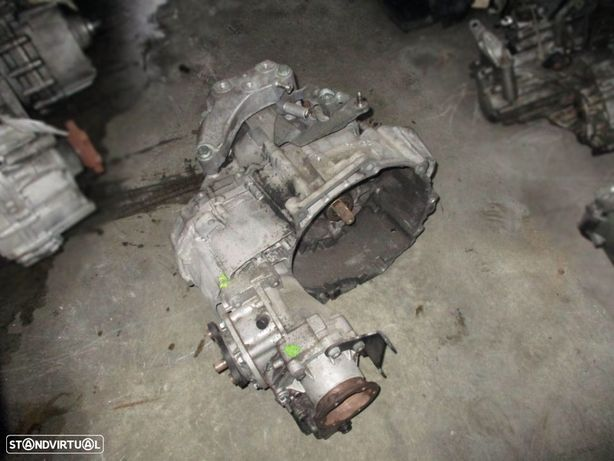 Caixa de 6 velocidades Skoda Octavia 4x4 1.9 tdi (2006) FWZ