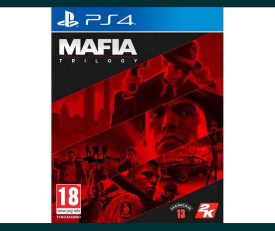 Gra Mafia Trylogia 3 częsci ps4