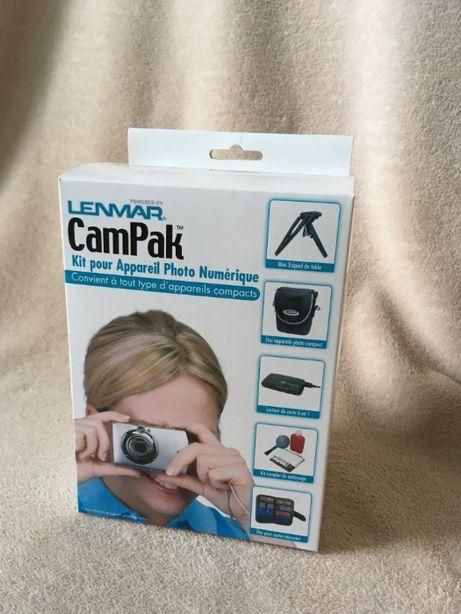 Lenmar CamPak zestaw akcesoriów do aparatu cyfrowego