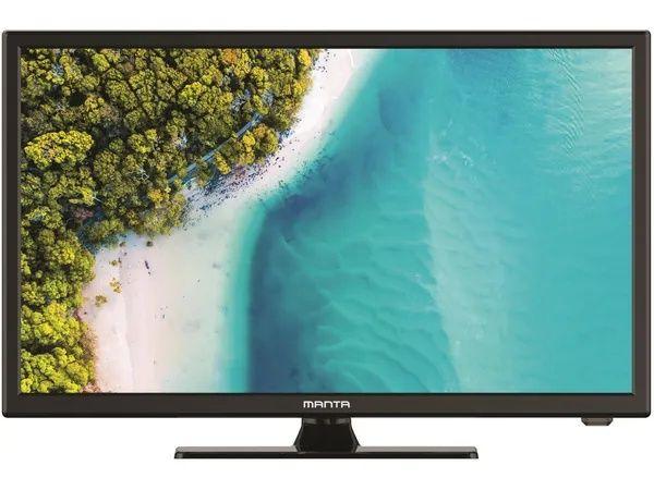 """TV 22"""" 12v i 220 plus antena na magnez. Odbiera wszędzie w Pl Dvbt"""