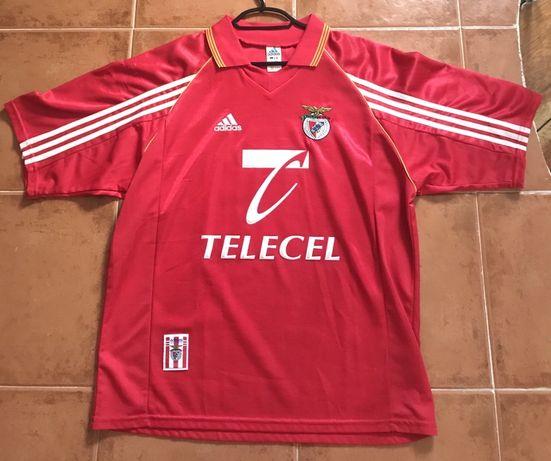 Camisola SL Benfica 1998/99 Adidas L