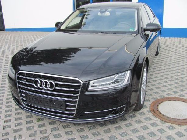 Audi A8 4H D4 S8 2009- разборка запчасти б\у