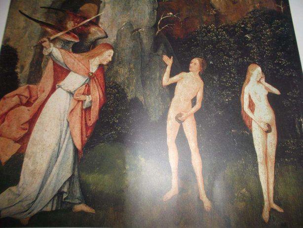 A expulsão do Paraíso, Réplica Museu do Prado (inclui portes)
