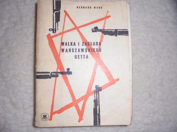 Mark, Walka zagłada warszawskiego getta, Holokaust, ponad 500 stron