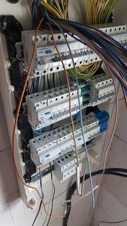 Instalacje elektryczne, modernizacje,awarie, monitoring. alarmy