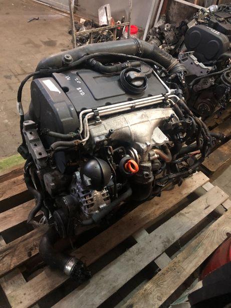 Двигатель 2.0 BKD VW Caddy Golf Jetta Passat Sharan Гольф Пасат Кади