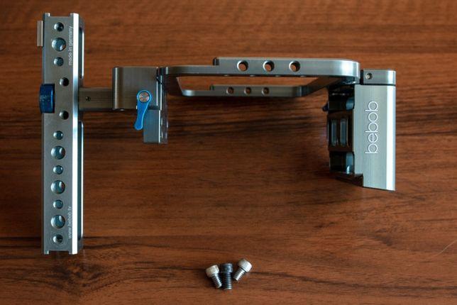 KLATKA BEBOB tytanowa- do kamery BLACKMAGIC DESIGN Production Camera !