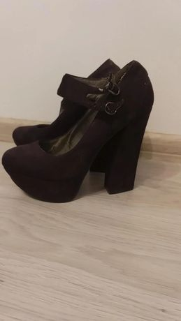 Туфли черные удобные