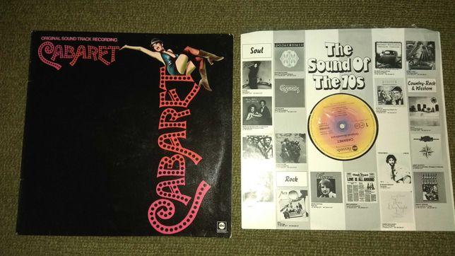 Винил Cabaret - Original Soundtrack Recording лейбл ABC Records