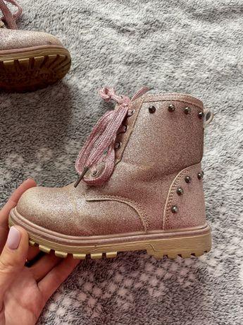 Зимові чобітки для діучинки