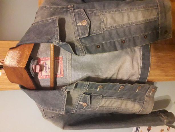 Kurteczka jeans 110/116