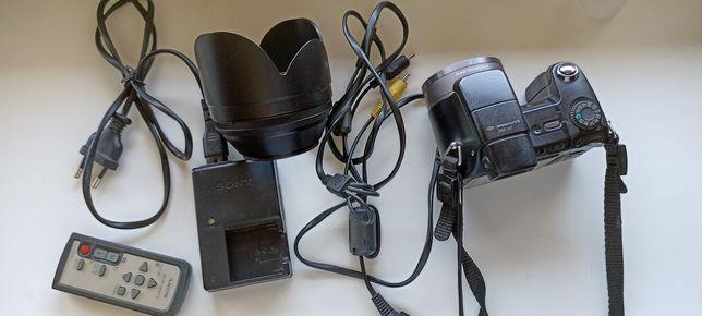 Aparat kompaktowy Sony DSC-H7