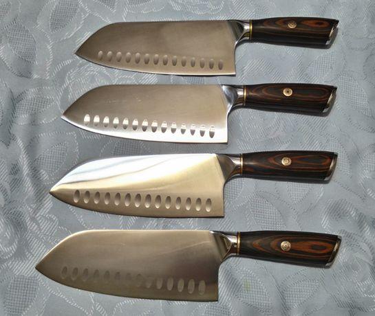 Шеф нож Японский Сантоку для резки, измельчения овощей, мяса, рыбы