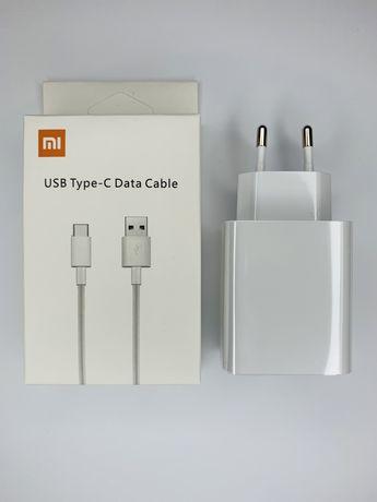 Зарядное устройство/Быстрая зарядка/Fast charger 18w/30w/Xiaomi/Baseus