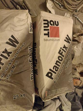 Zastawa cienkowarstwowa baumit